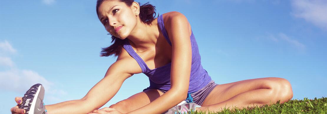 zdjęcie kobiety aktywnej fizycznie