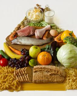 zdjęcie piramida żywienia