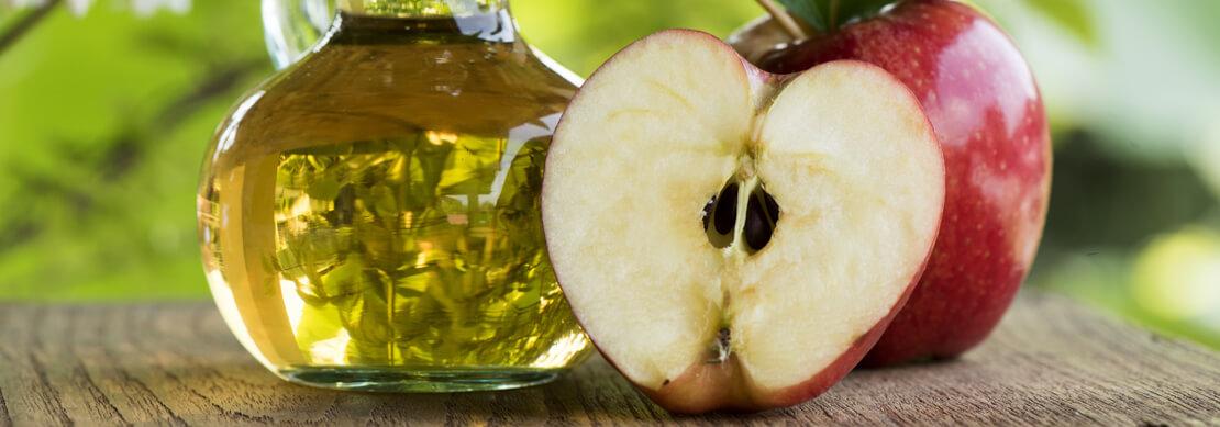 zdjęcie octu jabłkowego