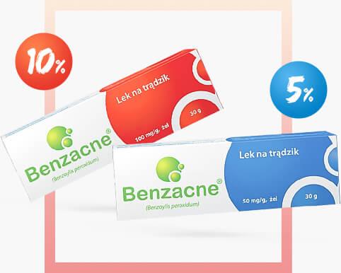 produkty benzacne